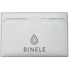 Покрытия для унитаза Binele CP01HX однослойные, 1/2-сложения, 7 упак.