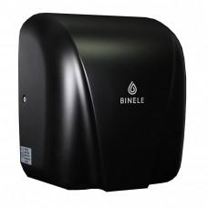 Сушилка для рук ВINELE rSpeed HH02SB, высокоскоростная, стальная, черная