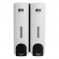 Дозатор для жидкого мыла HÖR-715A двойной