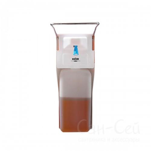 Дозатор жидкого мыла и антисептика HÖR-X-2265S