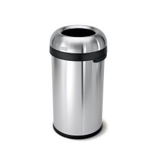 Контейнер для мусора Simplehumor CW1407-SH, 60 литров, круглый, матовый