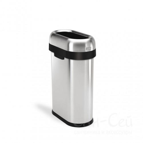 Контейнер для мусора Simplehuman, CW1467-SH, 50 л