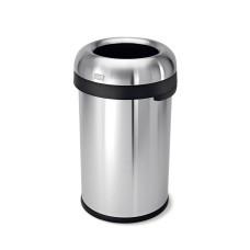 Контейнер для мусора Simplehumor CW1469-SH, 80 литров, круглый, матовый