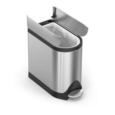 Контейнер для мусора Simplehuman, CW1899-SH, с педалью, 10 л