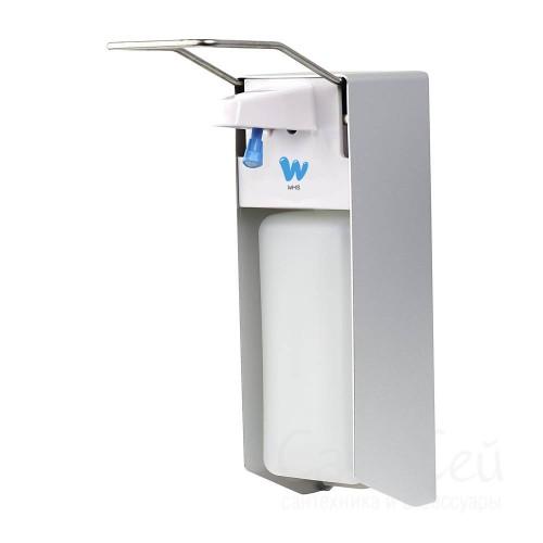Дозатор для жидкого мыла и антисептика WHS X-2269 локтевой