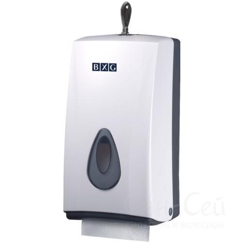Диспенсер туалетной бумаги BXG PDM-8177 (рулонная и листовая бумага)