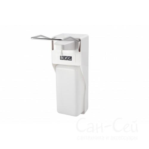 Локтевой дозатор для мыла и антисептика BXG-ESD-2000