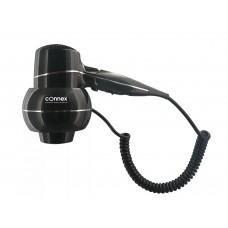 Фен настенный Connex Chrom Linie WT-2000S1 черный