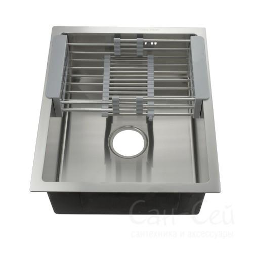 Мойка для кухни FABIA PROFI врезная, 44533