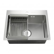 Мойка для кухни FABIA PROFI 504030