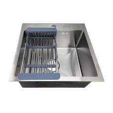 Мойка для кухни FABIA PROFI врезная, 50503