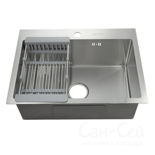Мойка для кухни FABIA PROFI 65453