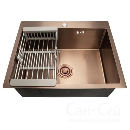 Мойка для кухни FABIA PROFI 60503M