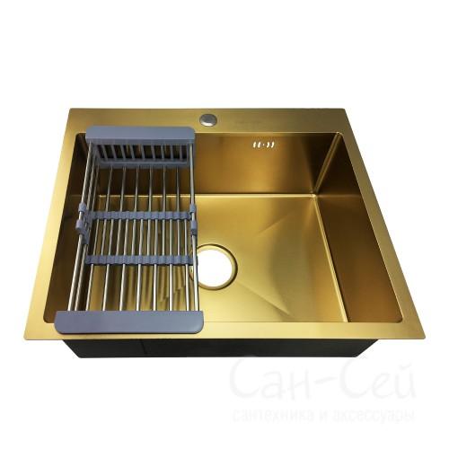 Мойка для кухни FABIA PROFI 60503Z
