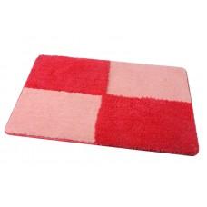 FIXSEN МА0601B Коврик для ванной 1-ый (50х70см) (розовый-pink)