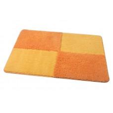 FIXSEN МА0601G Коврик для ванной 1-ый (50х70см) (оранжевый-orange)
