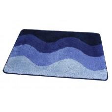 FIXSEN МА2751C Коврик для ванной 1-ый (50х70см) (синий-blue)