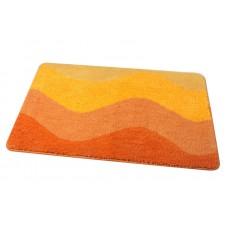 FIXSEN МА2751G Коврик для ванной 1-ый (50х70см) (оранжевый-orange)