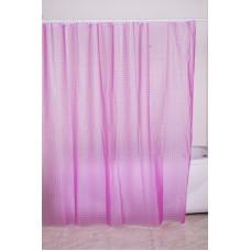 FIXSEN PE3003B Шторка для ванной (розовая-pink)