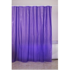 FIXSEN PE3003P Шторка для ванной (фиолетовая-purple)