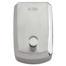 Дозатор для жидкого мыла металл 0,8л  G-teq 8608 Lux