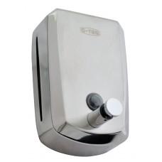 Дозатор для жидкого мыла металл 1 л G-teq 8610 Lux