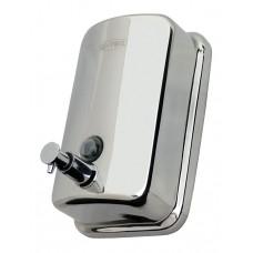 Дозатор для жидкого мыла металл 0.5 л G-teq 8605