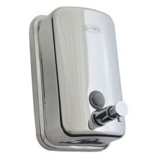 Дозатор для жидкого мыла металл 1 л  G-teq 8610