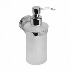 Дозатор для жидкого мыла IDDIS Calipso матовое стекло латунь (CALMBG0i46)