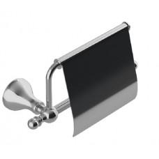 Держатель для туалетной бумаги с крышкой IDDIS Retro сплав металлов (RETSSC0i43)