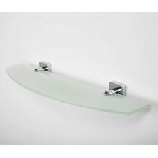 Полка стеклянная WasserKraft Lippe K-6524