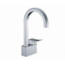 Смеситель для кухни WasserKRAFT Aller 1067, с поворотным изливом