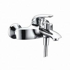 Смеситель для ванны WasserKRAFT Rossel 2801, с коротким изливом