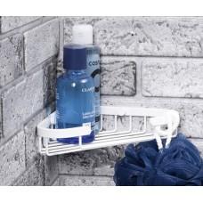 Полка металлическая WasserKraft K-733WHITE