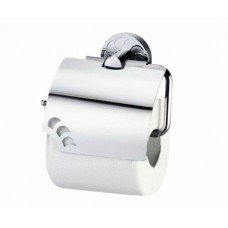Держатель туалетной бумаги WasserKRAFT К-4025, с крышкой