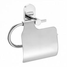 Держатель для туалетной бумаги с крышкой IDDIS Mirro Plus латунь (MRPSBC0i43)