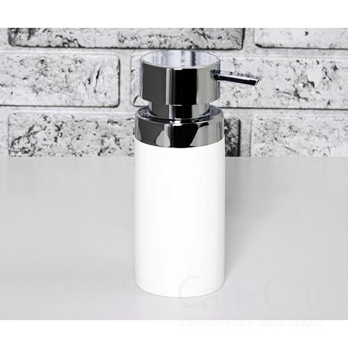 Дозатор для жидкого мыла WasserKRAFT Berkel K-4999, белый