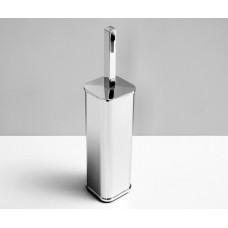 Щетка для унитаза Wasserkraft K-1117, металлическая, напольная