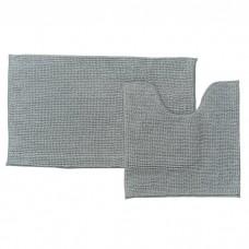 Набор ковриков для ванной комнаты IDDIS Promo 50*80 + 50*50 см шенилл (P38M580i12)