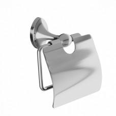 Держатель для туалетной бумаги с крышкой IDDIS Male сплав металлов (MALSSC0i43)