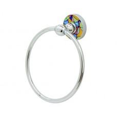 Держатель полотенец кольцо WasserKRAFT Diemel K-2260