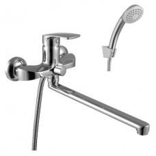 Смеситель для ванны Lemark Plus Shape LM1751C