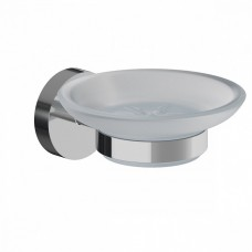 Мыльница IDDIS Sena матовое стекло сплав металлов (SENSSG0i42)