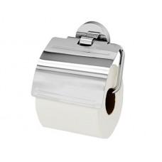 Держатель туалетной бумаги WasserKRAFT K-6225, с крышкой