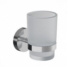 Подстаканник одинарный IDDIS Sena матовое стекло сплав металлов (SENSSG1i45)