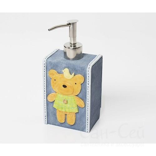 Дозатор для жидкого мыла WasserKRAFT Lossa K-3499, 330 ml
