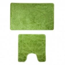 Набор ковриков для ванной комнаты IDDIS 50*80 + 50*50 см микрофибра (P45M558i13)