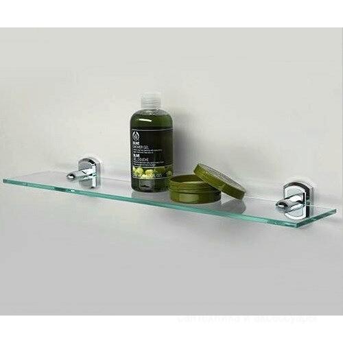 Полка WasserKRAFT K-3024, стеклянная