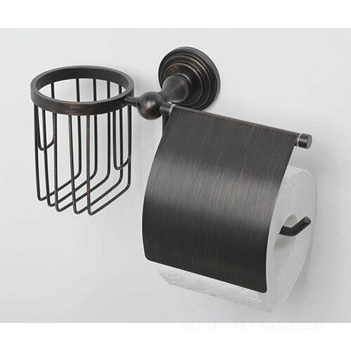 Держатель туалетной бумаги и освежителя WasserKRAFT К-7359