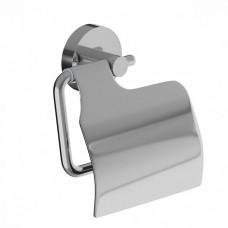 Держатель для туалетной бумаги с крышкой IDDIS Sena сплав металлов (SENSSC0i43)